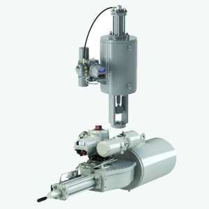 ELECTRO-HYDRAULIC ACTUATED VALVE