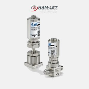 ULTRA HIGH PURITY DIAPHRAGM VALVE- UHP